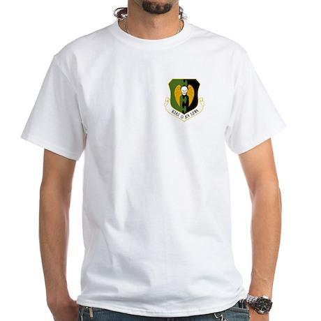 5th Bomb Wing White T-Shirt