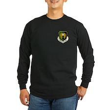 5th Bomb Wing Long Sleeve T-Shirt (Dark)