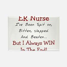 Nurse XXX Rectangle Magnet (10 pack)