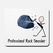 Professional Occupations Mousepad