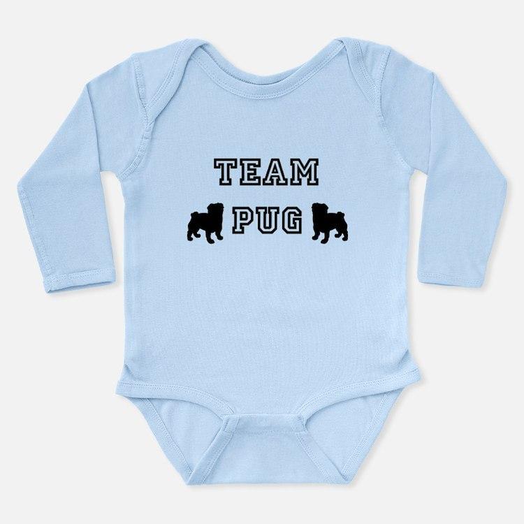 Cute Rescue team Long Sleeve Infant Bodysuit