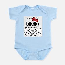 Hello Skully Infant Bodysuit