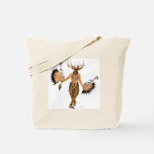 Funny Shape shifter Tote Bag