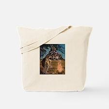 Cute Shape shifter Tote Bag