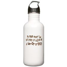 Irony! Water Bottle