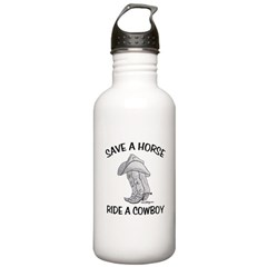 SAVE A HORSE Water Bottle