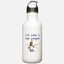 Bad Penguin Water Bottle