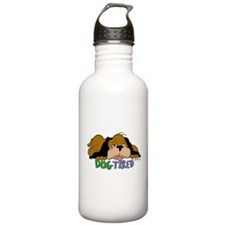 Dog Tired Water Bottle