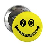 70th Buttons