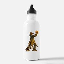Funny Fire dancer Water Bottle