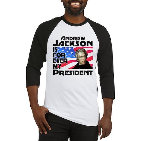 Andrew Jackson 4ever Baseball Jersey