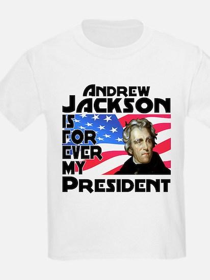 Andrew Jackson 4ever T-Shirt