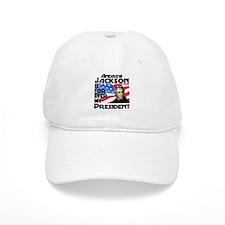 Andrew Jackson 4ever Baseball Cap