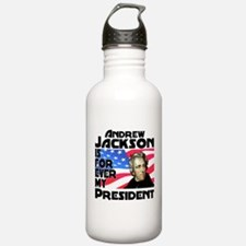 Andrew Jackson 4ever Water Bottle