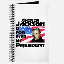 Andrew Jackson 4ever Journal