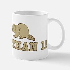 2 Beavers Mug