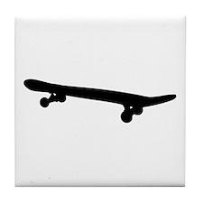 Skateboard Tile Coaster