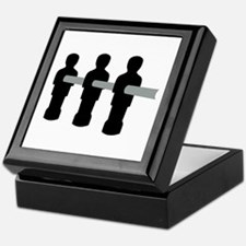 Foosball Keepsake Box