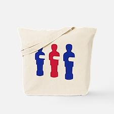 Foosball Tote Bag