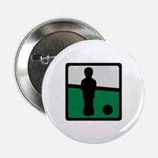 "Foosball 2.25"" Button"