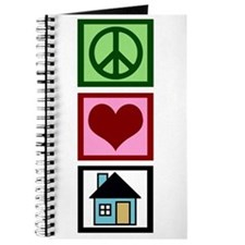 Peace Love Real Estate Journal
