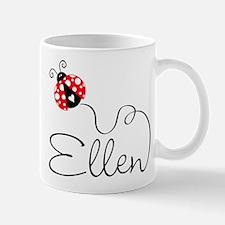 Ladybug Ellen Mug