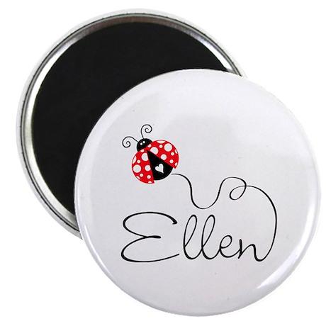 Ladybug Ellen Magnet