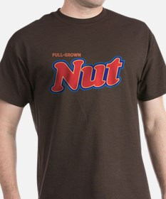 CRAZYFISH full-grown nut T-Shirt