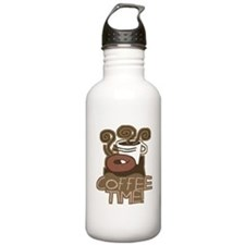 COFFEE TIME! Coffee Break Water Bottle