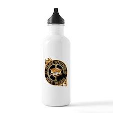 Make Smores Not Wars Water Bottle