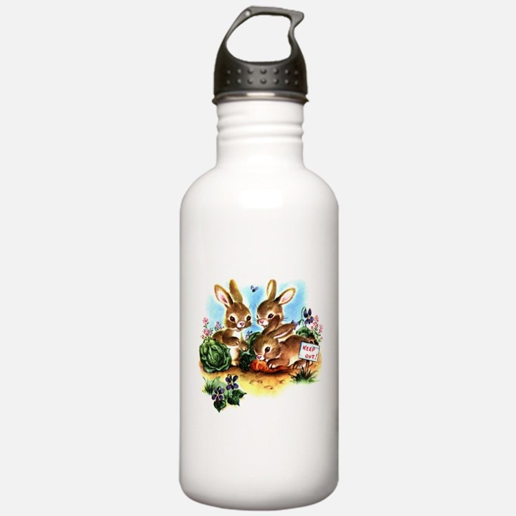 BUNNY PATCH Water Bottle