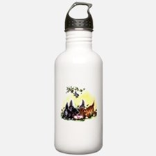 MEOW TIME KITTENS Water Bottle