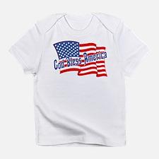 GOD BLESS AMERICA Infant T-Shirt