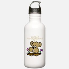 HOORAY FOR GOUNDHOG'S DAY! Water Bottle