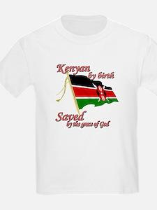 Kenyan by birth T-Shirt