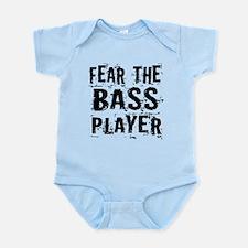 Fear The Bass Player Onesie