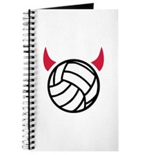 Volleyball devil Journal