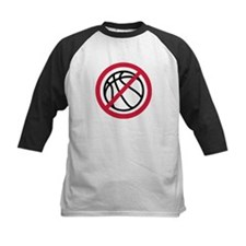 No basketball Tee