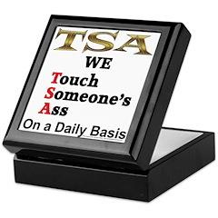 TSA Keepsake Box