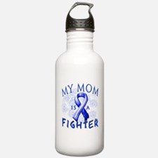 My Mom Is A Fighter Water Bottle