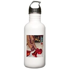Christmas Jingle Sports Water Bottle