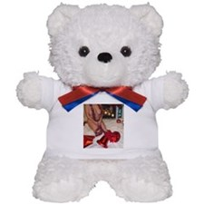 Christmas Jingle Teddy Bear