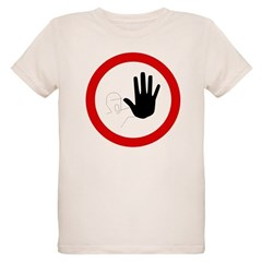 Restricted Access Sign T-Shirt