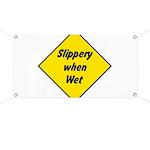 Slippery When Wet 2 Banner