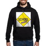 School Sucks Hoodie (dark)
