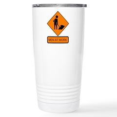 Men at Work 2 Travel Mug