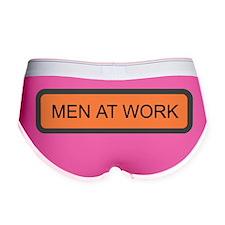 Men At Work Sign 1 Women's Boy Brief