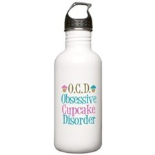 Cute Cupcake Water Bottle