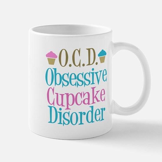 Cute Cupcake Mug