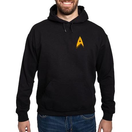 Star Trek Hoodie (dark)
